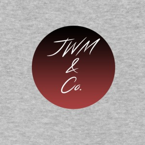 JWM AND CO. - JWM Circle - Men's V-Neck T-Shirt by Canvas