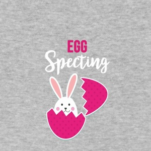 Easter egg specting baby pregnancy tshirt - Men's V-Neck T-Shirt by Canvas