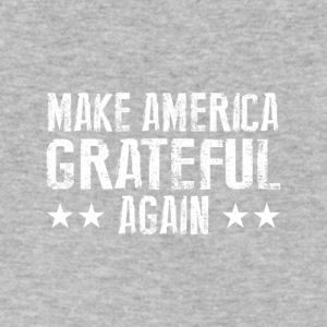 Make America Grateful Again - Men's V-Neck T-Shirt by Canvas