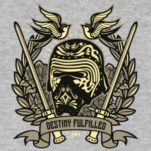 Destiny Fulfilled - Men's V-Neck T-Shirt by Canvas