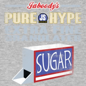 The Jaboody Show 039 s Sugar Box Shirt for Ladies - Men's V-Neck T-Shirt by Canvas