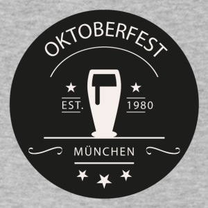 Oktoberfest - Men's V-Neck T-Shirt by Canvas