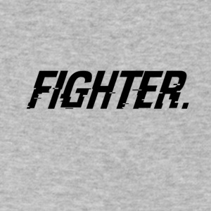 "Iphone ""Fighter"" - Men's V-Neck T-Shirt by Canvas"