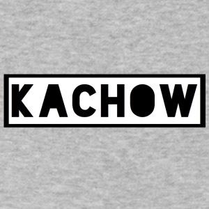 Kachow - Men's V-Neck T-Shirt by Canvas