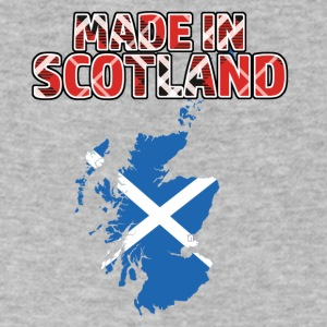 Made in Scotland - Men's V-Neck T-Shirt by Canvas