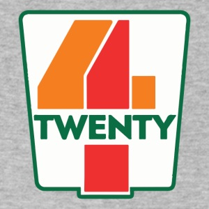 4 Twenty - Men's V-Neck T-Shirt by Canvas
