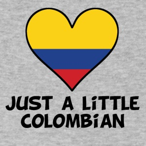 Just A Little Colombian - Men's V-Neck T-Shirt by Canvas