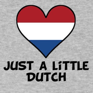 Just A Little Dutch - Men's V-Neck T-Shirt by Canvas