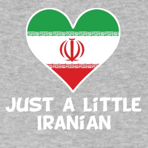 Just A Little Iranian - Men's V-Neck T-Shirt by Canvas