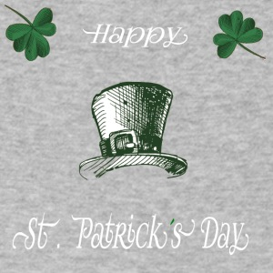 St. Patrick´s Day - Men's V-Neck T-Shirt by Canvas