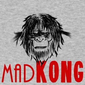 MadKONG - Men's V-Neck T-Shirt by Canvas