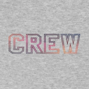 Me and my Crew - Men's V-Neck T-Shirt by Canvas