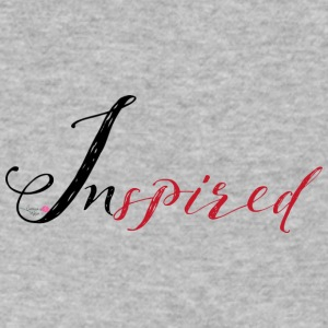 Inspired - Men's V-Neck T-Shirt by Canvas