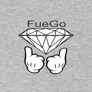 FueGo Diamond Collection - Men's V-Neck T-Shirt by Canvas