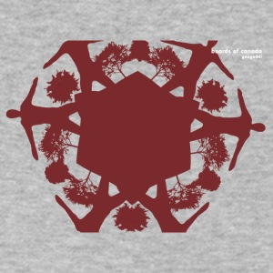 Boards of Canada Geogaddi - Men's V-Neck T-Shirt by Canvas
