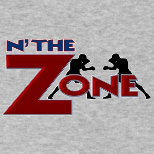 Boxing Zone 2 - Men's V-Neck T-Shirt by Canvas