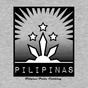 Filipino Pride. The symbol of the Philippines. - Men's V-Neck T-Shirt by Canvas