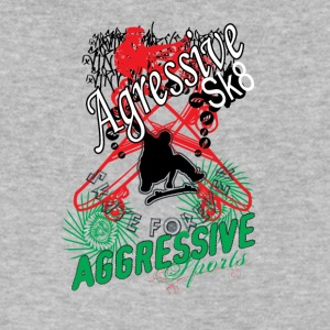Aggressive sport - Men's V-Neck T-Shirt by Canvas