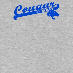 Cougar Bait - Men's V-Neck T-Shirt by Canvas