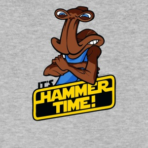 It s Hammer Time - Men's V-Neck T-Shirt by Canvas