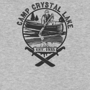Camp Crystal Lake - Men's V-Neck T-Shirt by Canvas