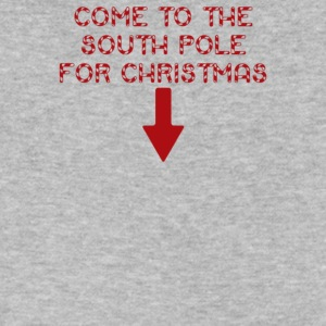 Come To The South Pole For Christmas - Men's V-Neck T-Shirt by Canvas