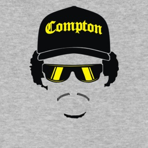 Compton Cyber System - Men's V-Neck T-Shirt by Canvas