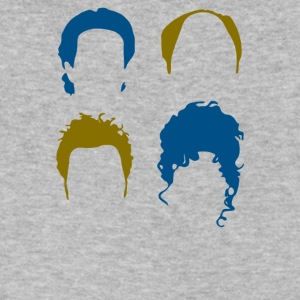Seinfeld Group - Men's V-Neck T-Shirt by Canvas
