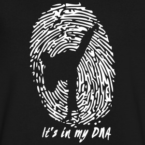 Karate - It's in my DNA - Men's V-Neck T-Shirt by Canvas