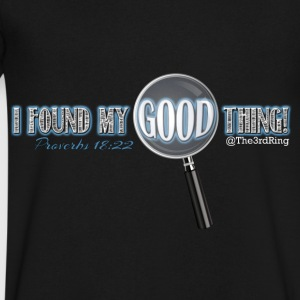Good Thing - Men's V-Neck T-Shirt by Canvas