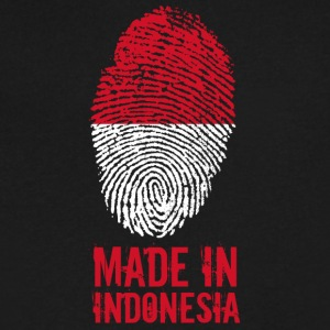 Made In Indonesia - Men's V-Neck T-Shirt by Canvas