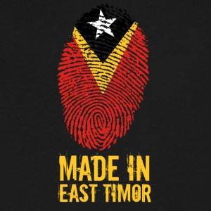 Made In East Timor - Men's V-Neck T-Shirt by Canvas