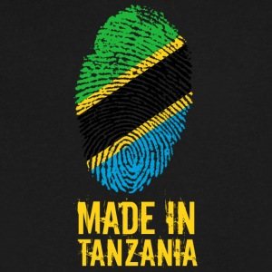 Made In Tanzania - Men's V-Neck T-Shirt by Canvas