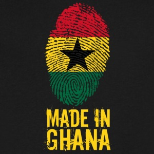 Made in Ghana - Men's V-Neck T-Shirt by Canvas