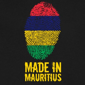 Made In Mauritius / Maurice / Moris - Men's V-Neck T-Shirt by Canvas
