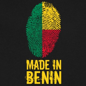 Made In Benin - Men's V-Neck T-Shirt by Canvas
