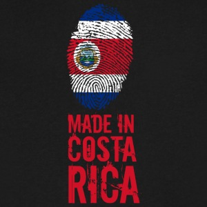 Made In Costa Rica - Men's V-Neck T-Shirt by Canvas