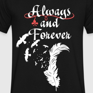 The Originals. Always and Forever. - Men's V-Neck T-Shirt by Canvas