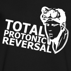 Ghostbusters Total Protonic Reversal - Men's V-Neck T-Shirt by Canvas