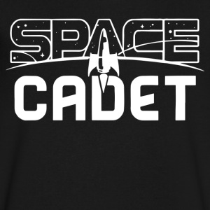 Space Cadet - Men's V-Neck T-Shirt by Canvas