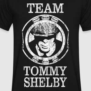 Team Shelby. The Peaky Blinders - Men's V-Neck T-Shirt by Canvas