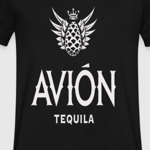 Avion Premium - Men's V-Neck T-Shirt by Canvas