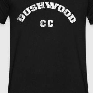 BUSHWOOD COUNTRY CLUB - Men's V-Neck T-Shirt by Canvas