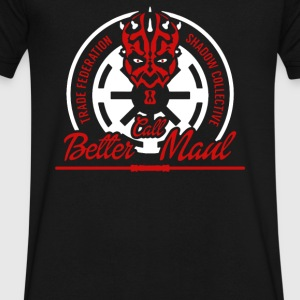 Better Call Maul - Men's V-Neck T-Shirt by Canvas