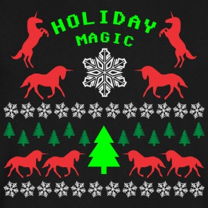 Holiday magic - T-shirt avec encolure en V pour hommes
