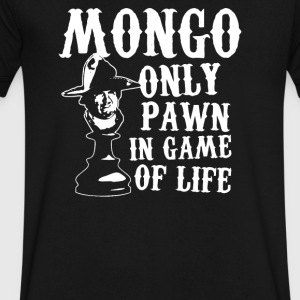 Mongo - Men's V-Neck T-Shirt by Canvas