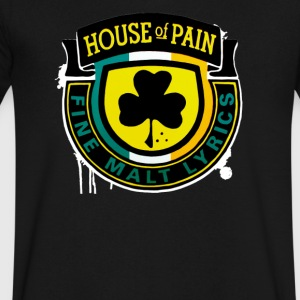 HOUSE OF PAIN T Shirt Funny Men's T-shirt - Men's V-Neck T-Shirt by Canvas