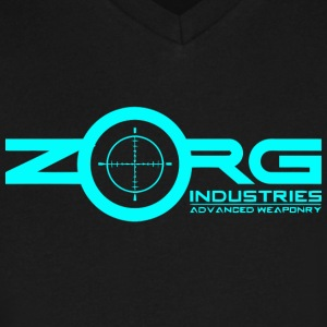 Zorg Industries - Men's V-Neck T-Shirt by Canvas