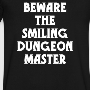 Dungeon Master - Men's V-Neck T-Shirt by Canvas