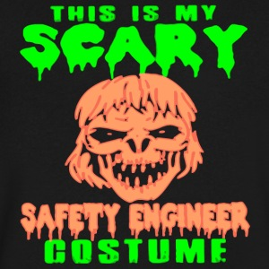 this is my scary - Men's V-Neck T-Shirt by Canvas